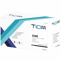 Toner Tiom do Oki C310C | 44469706 | 2000 str. | cyanToner Tiom do Oki C310C |...