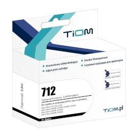 Tusz Tiom do Epson 712 | C13T07124011 | 5,5 ml | cyanTusz Tiom do Epson 712 |...