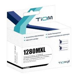 Tusz Tiom do Brother 1280MXL | LC1280XLM | 1200 str. | magentaTusz Tiom do Brother...