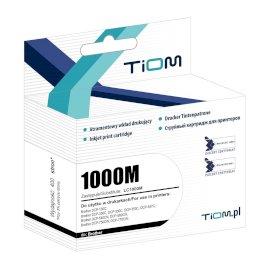 Tusz Tiom do Brother 1000M | LC1000M | 400 str. | magentaTusz Tiom do Brother 1000M...