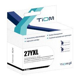 Tusz Tiom do Epson 27YXL | C13T27144012 | 18,2 ml | yellowTusz Tiom do Epson 27YXL |...