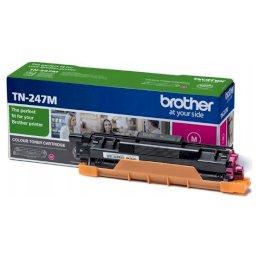 Oryginalny Toner Brother TN-247M (TN247M) MagentaOryginalny Toner Brother...