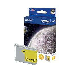 Tusz Brother do DCP130C/330C/350C | 400 str. | yellowTusz Brother do...