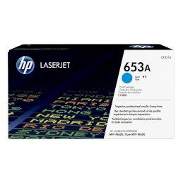 Toner HP 653A do Color LaserJet Enterprise M680 | 16 500 str. | cyanToner HP 653A do Color...