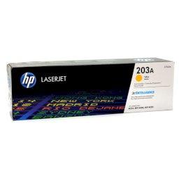 Toner HP 203A do Color LaserJet Pro M254dn/M280nw   1 300 str   yellowToner HP 203A do Color...