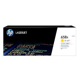 Toner HP 658X | 28 000 str. | YellowToner HP 658X | 28 000 str....