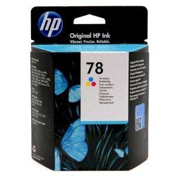 Tusz HP 78 do Deskjet 920/1180/6122, PSC 720/950 | 450 str. | CMYTusz HP 78 do Deskjet...