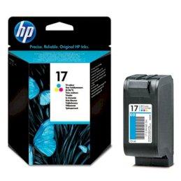 Tusz HP 17 do Deskjet 816/825/840/843/845   480 str.   CMYTusz HP 17 do Deskjet...