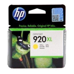 Tusz HP 920XL do Officejet 6000/6500/7000/7500 | 700 str. | yellowTusz HP 920XL do Officejet...