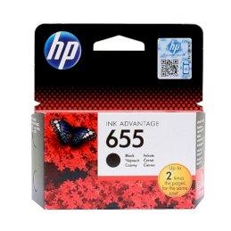 Tusz HP 655 do Deskjet 3525/4615/4625/5525/6525   550 str.   blackTusz HP 655 do Deskjet...