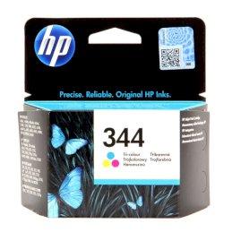Tusz HP 344 do Deskjet 430/5940/6540, Offiecejet 100/150/H470   560 str.   CMYTusz HP 344 do Deskjet...