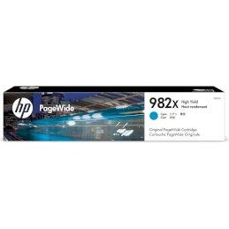 Tusz HP 982X HY PageWide Enterprise Flow 785 / 765 / 780  | 16 000 str. | CYANTusz HP 982X HY PageWide...