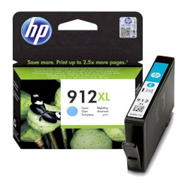 Tusz HP 912XL do OfficeJet Pro 801*/802*   825 str.   CyanTusz HP 912XL do OfficeJet...