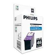 Tusz Philips do faksu Crystal 600/650/660/665/680 | 950 str. | CMYTusz Philips do faksu...