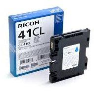 Tusz Ricoh do SG2100N/3110DN/3110DNW GC 41CL   600 str.   cyanTusz Ricoh do...
