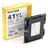 Tusz Ricoh do SG2100N/3110DN/3110DNW GC 41YL   600 str.   yellowTusz Ricoh do...