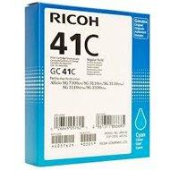 Tusz Ricoh do Aficio SG 3110DN/3110DNW GC 41C   2 200 str.   cyanTusz Ricoh do Aficio SG...