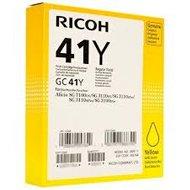 Tusz Ricoh do Aficio SG 3110DN/3110DNW GC 41Y   2 200 str.   yellowTusz Ricoh do Aficio SG...