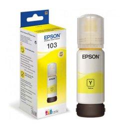 Butelka z tuszem Epson  ET103 do  L31xx | 65ml | yellowButelka z tuszem Epson...