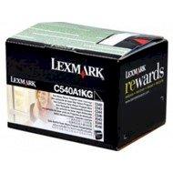 Kaseta z tonerem Lexmark do C-540/543/544/546   zwrotny   1 000 str.   blackKaseta z tonerem Lexmark do...