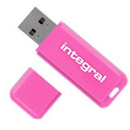 Integral pamięć USB Neon8GB USB 2.0 pinkIntegral pamięć USB Neon8GB...