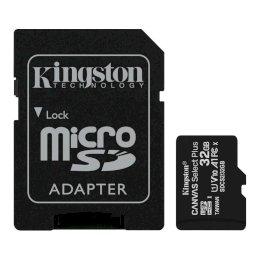 Kingston karta pamięci Micro SD Canvas Select Plus | 32GB + AdapterKingston karta pamięci...