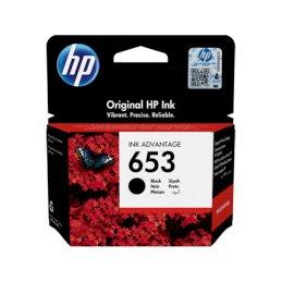 Tusz HP 653   360 str.   BlackTusz HP 653   360 str.   Black