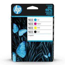 Zestaw tuszy HP 903 C/M/Y/kZestaw tuszy HP 903 C/M/Y/k