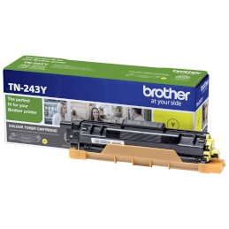 Toner Brother do DCP-L3510/3550 | 1 000 str. | yellowToner Brother do...