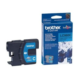 Tusz Brother do DCP145C/165C/195C/365CN | 260 str. | cyanTusz Brother do...