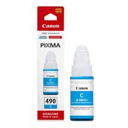 Tusz Canon  GI-490  do  Canon PIXMA G1400/G2400/G3400   70ml   cyanTusz Canon  GI-490  do...