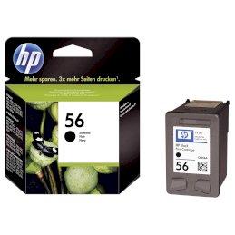 Tusz HP 56 Deskjet 450/5150/5550, PSC 1215/1216/1315 | 520 str. | blackTusz HP 56 Deskjet...