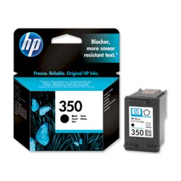 Tusz HP 350 Vivera do Deskjet D4260/4360, Officejet J5780 | 200 str. | blackTusz HP 350 Vivera do...