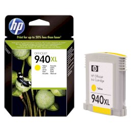Tusz HP 940XL do Officejet Pro 8000/8500   1 400 str.   yellowTusz HP 940XL do Officejet...