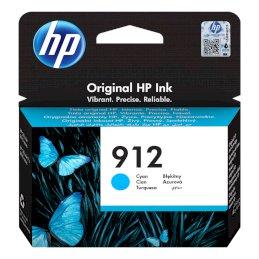 Tusz HP 912 do OfficeJet Pro 801*/802*   315 str.   CyanTusz HP 912 do OfficeJet...