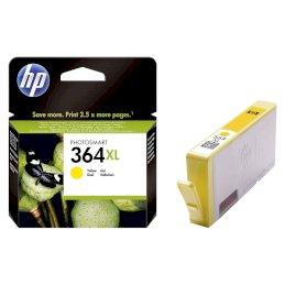Tusz HP 364XL Vivera do 7510/B8550/C5380/C6380/D5460   750 str.   yellowTusz HP 364XL Vivera do...