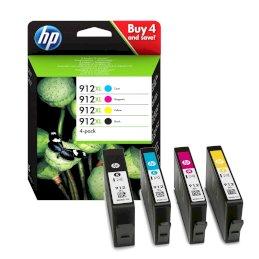 Tusz HP 912XL do OfficeJet Pro 801*/802*   825 str.   CMYKTusz HP 912XL do OfficeJet...