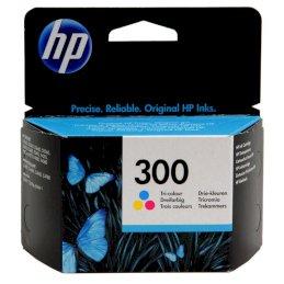 Tusz HP 300 do Deskjet D1660/2560/2660/5560, F2480/4280 | 165 str. | CMYTusz HP 300 do Deskjet...
