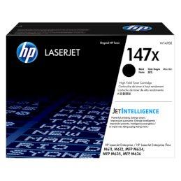 Toner HP 147X do LaserJet Enterprise M611dn   25 200 str.   blackToner HP 147X do LaserJet...