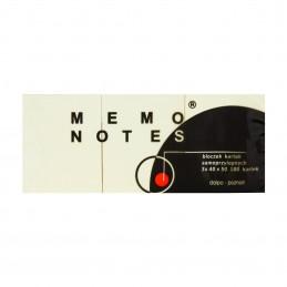 Notes samoprzylepny 40x50 (3 sztuki) żółty 3x100k DALPONotes samoprzylepny 40x50...