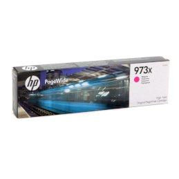 Tusz HP 973X do PageWide Pro 452DW/DWT, 477DW/DWT   7 000 str.   magentaTusz HP 973X do PageWide...
