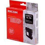Tusz Ricoh do GX2500/3000/3050/5050/7000   1 500 str.   blackTusz Ricoh do...