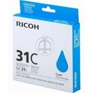 Tusz Ricoh do GXE2600/3300/3350/5550   1 000 str.   cyanTusz Ricoh do...