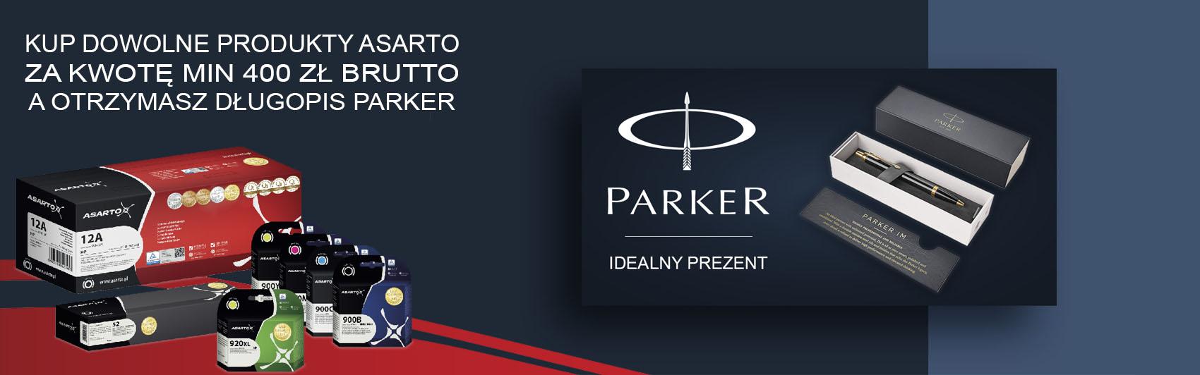 pióro Parker IM GT